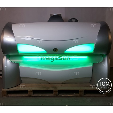 Sunbed MegaSun 6800 Ultra Power Led Light