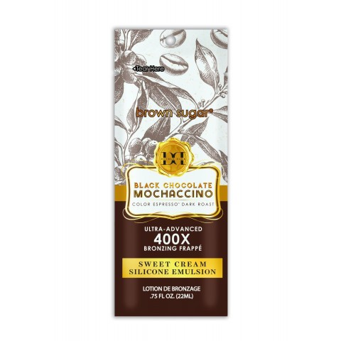 Tan Inc. Black Chocolate Mochaccino Bronzer 22ml