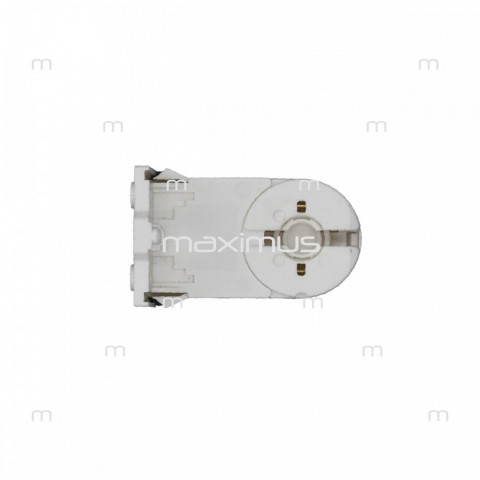 Push-through lampholders with cap G13