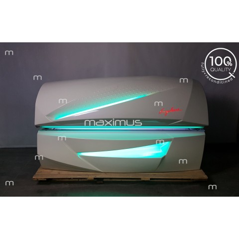 Tanning Bed Ergoline Inspiration 400 Turbo Power