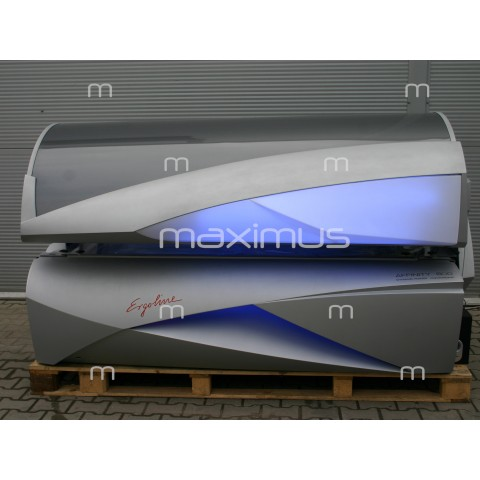 Solarium Ergoline Affinity 600 Turbo Power