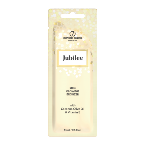 Jubilee 200x Glowing Bronzer 15ml