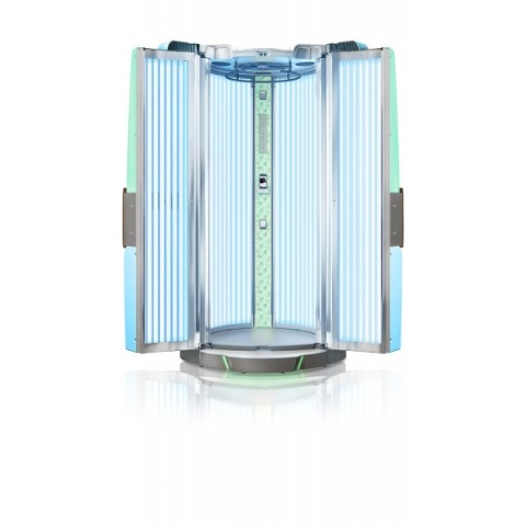 Vertical solarium Hapro Luxura V8 48 XL High Balance