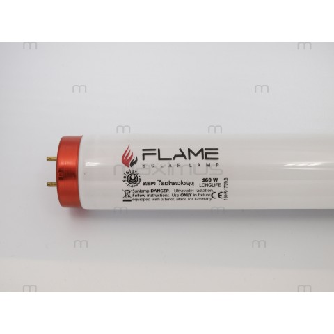 New Technology Flame 160W Electronic Solglass Tanning lamp