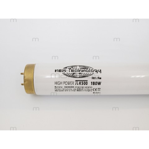 New Technology High Power PI K 500 180-200W 1.9m Tanning lamp