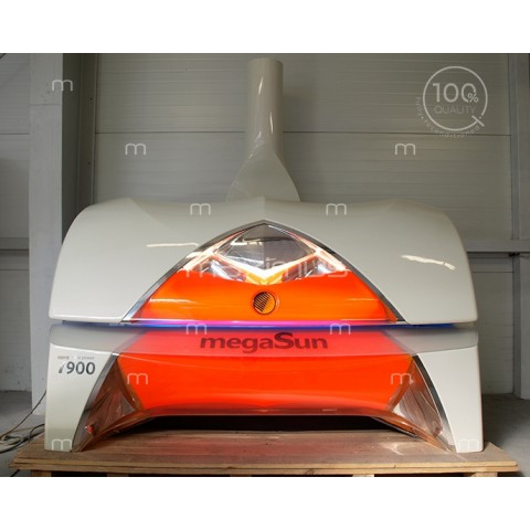 Sunbed KBL megaSun 7900 Ultra Power CPI