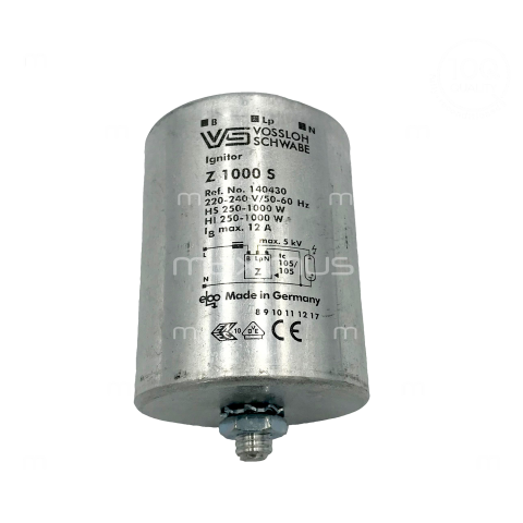 Ignition system 1000 W