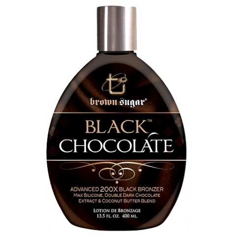 Brown Sugar Black Chocolate 400ml Black Bronzer