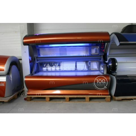 Sunbed Ergoline Classic 700 Turbo Power