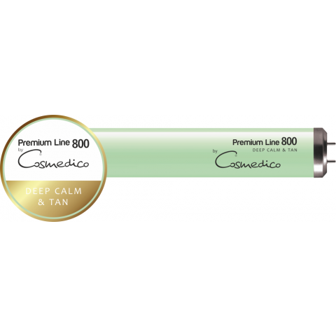 Cosmedico Premium Line 800 Deep Calm & Tan R142 160W Tanning lamp