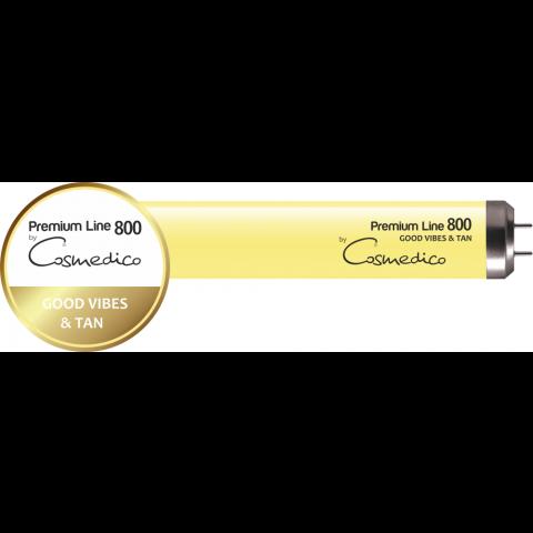 Cosmedico Premium Line 800 Good Vibes & Tan R65 160W Tanning lamp