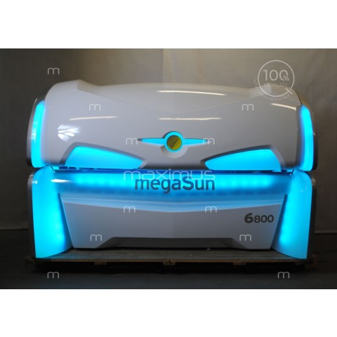 Sunbed KBL megasun 6800 Alpha ultra power