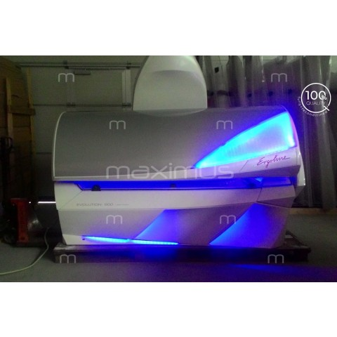 Sunbed Ergoline Evolution 600 Turbo Power White Led