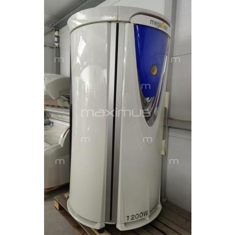 Vertical solarium megaSun T200