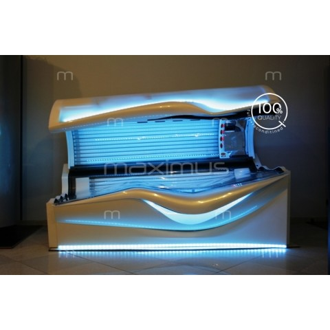 Sunbed Ergoline Avantgarde 600 Turbo Power White Led
