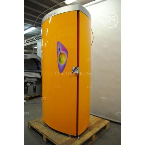 Vertical solarium Soltron V-45 Mango Tango