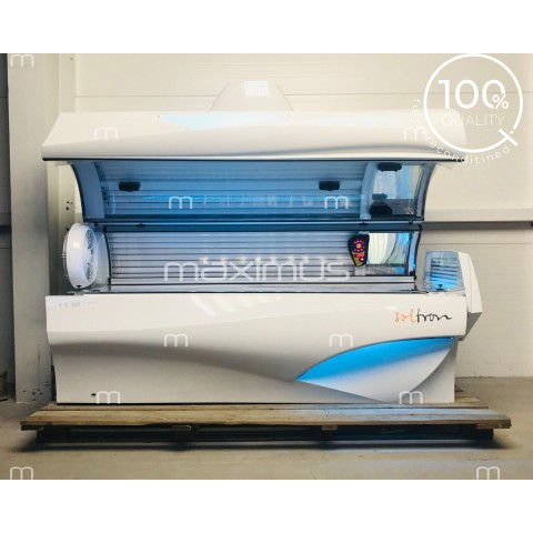 Sunbed Soltron M-50 Turbo White Led