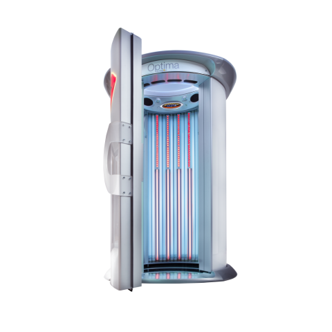 Sunbed megaSun Optima