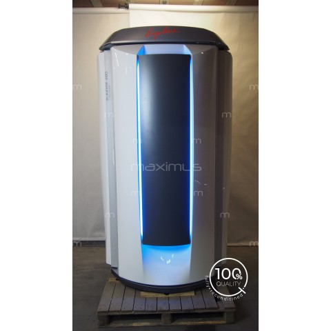Vertical solarium Ergoline Sunrise 480 Turbo Power Aqua&Aroma