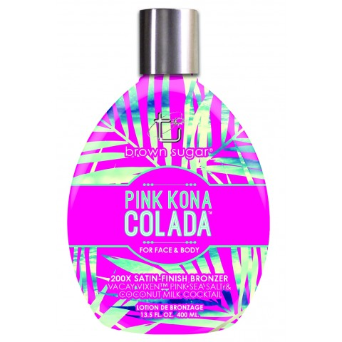 Brown Sugar Pink Kona Colada 400ml Bronzer