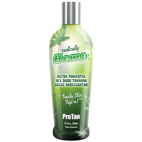 ProTan Radically Hemp 250ml Accelerator