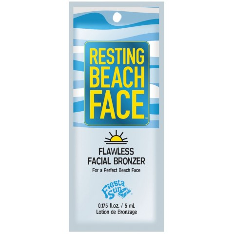 Fiesta Sun Resting Beach Face 3ml Bronzer
