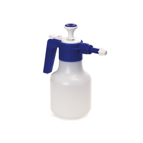 Bottle with sprayer and pump 1.5L