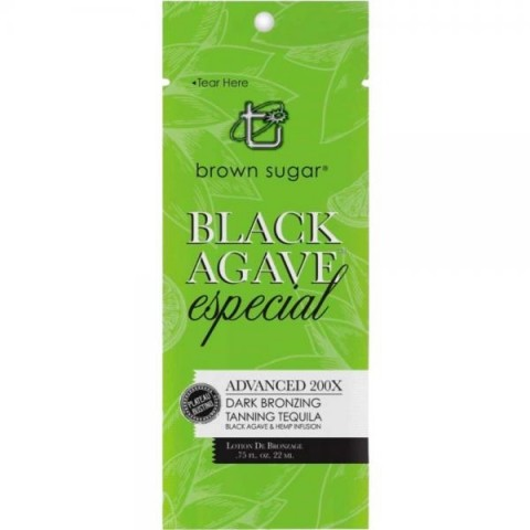 Brown Sugar Black Agave Especial 22ml Bronzer
