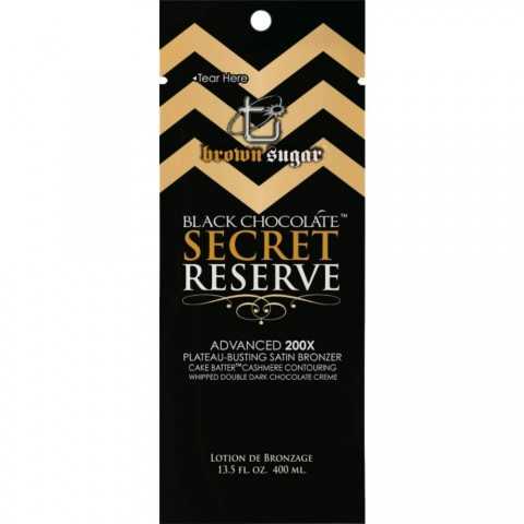 Brown Sugar Black Chocolate Secret Reserve 22ml Bronzer
