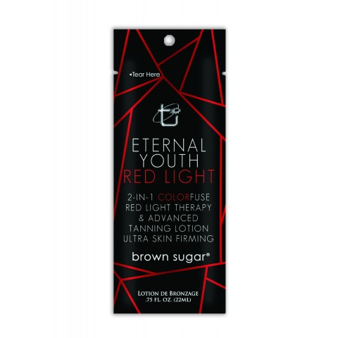 Brown Sugar Eternal Youth Red Light 22ml Tanning Lotion