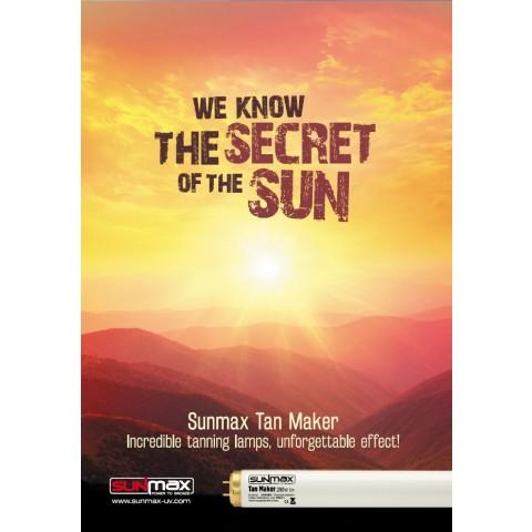 Sunmax Tan Maker 160W Tanning lamp