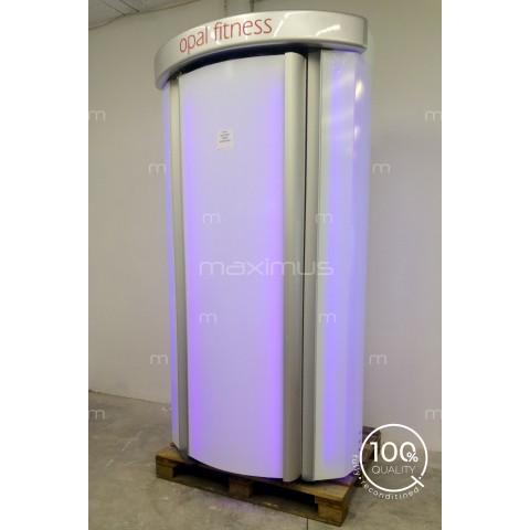Vertical solarium Tanzi Opal Fitness White Led