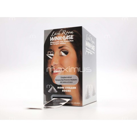 Disposable Eye Protection Wink Ease Lash Room 600 pcs.