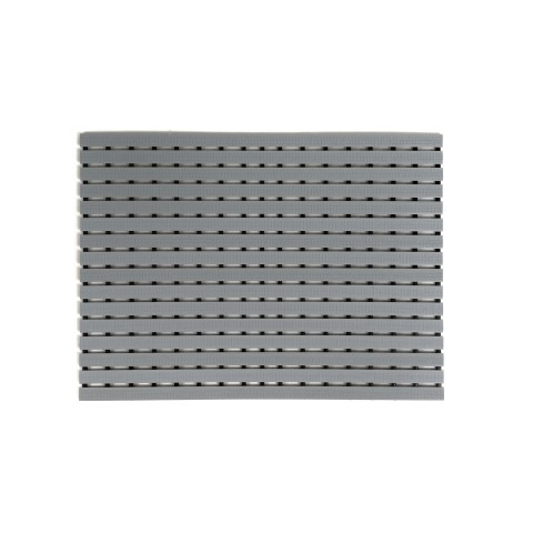Long durability floor mat - grey