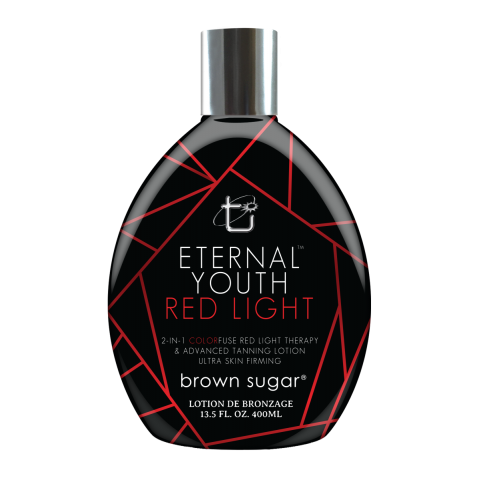 Brown Sugar Eternal Youth Red Light 400ml Tanning Lotion