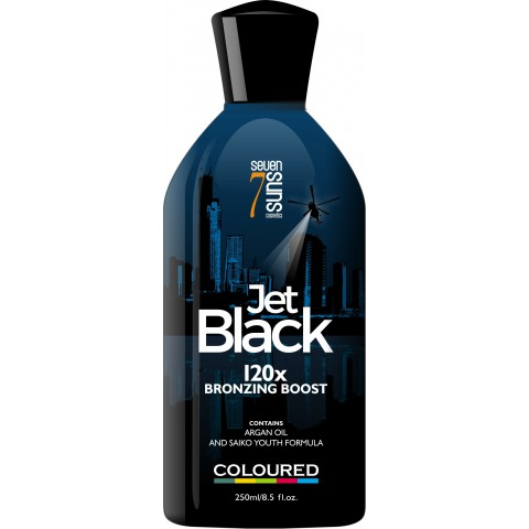 7suns Jet Black 250ml Bronzer