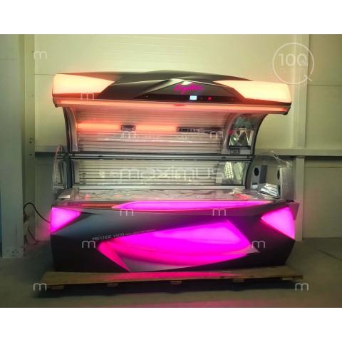 Sunbed Ergoline Prestige 1400 Intelligent Performance Carbon Grey