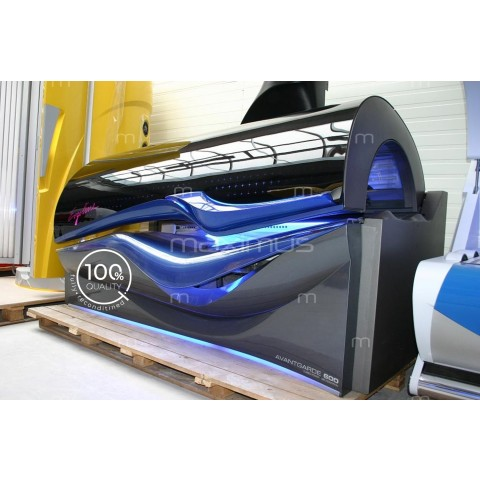 Sunbed Ergoline Avantgarde 600 Turbo Power