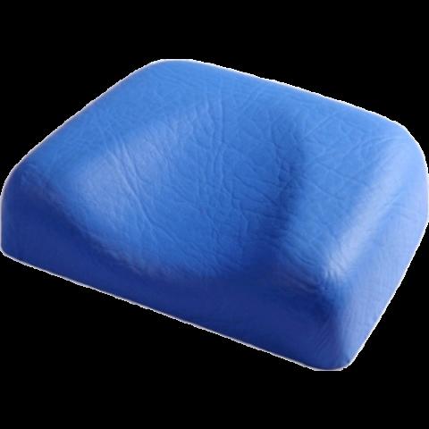 Soft headrest - blue