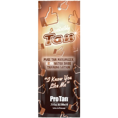 ProTan Irresistably Tan 22ml Tanning lotion