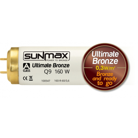 Sunmax A-Class Ultimate Bronze 160 W Q9 Tanning lamp