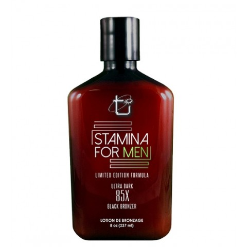 Tan Inc. Stamina for Men 85x 237ml Tanning lotion