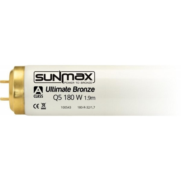 Sunmax A-Class Ultimate Bronze 180 W Q5 1.9m Tanning lamp