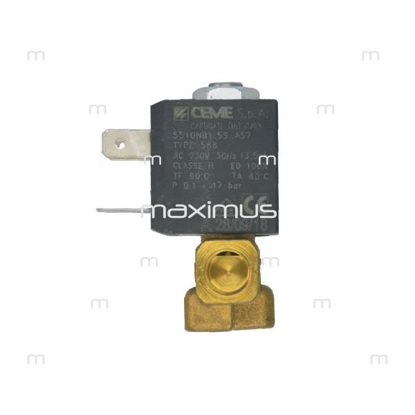 Solenoid valve Aqua Fresh Ergoline