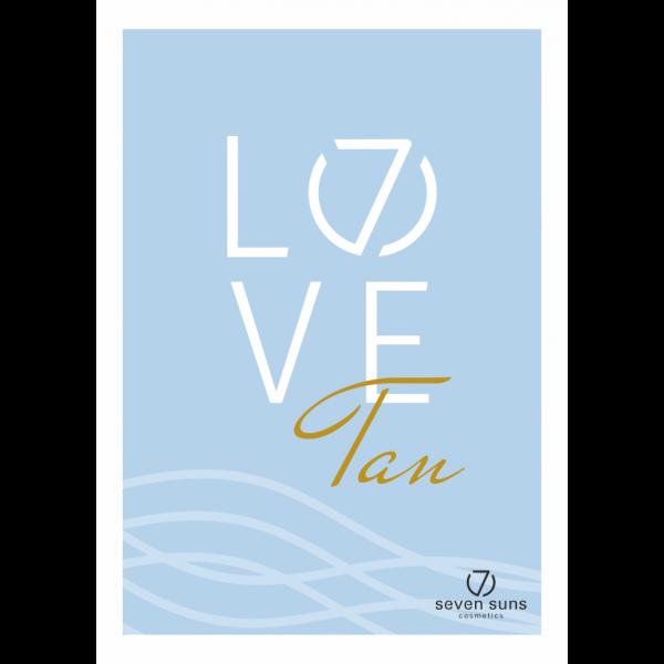 Poster Love 7suns A3