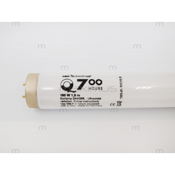 New Technology Q700 180-200W 1.9m Tanning lamp