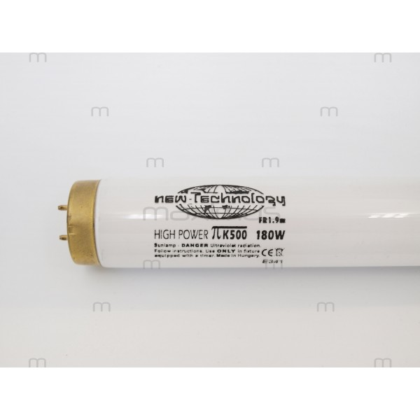 New Technology High Power PI K 500 180-200W 1.9m Tanning lamp