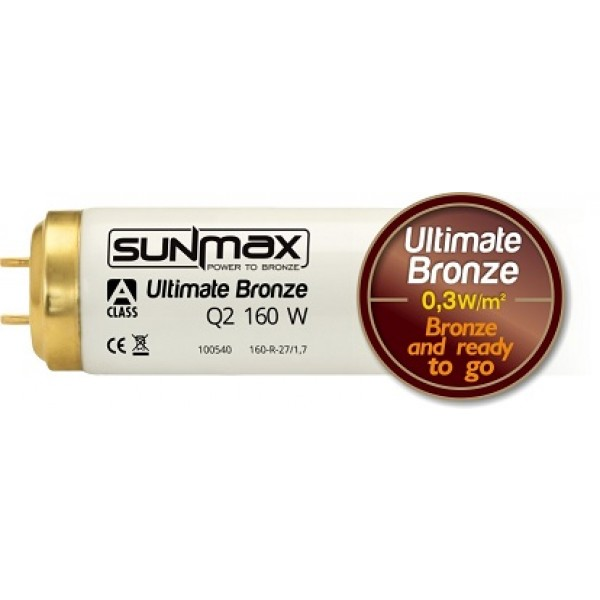 Sunmax A-Class Ultimate Bronze 160 W Q2 Tanning lamp