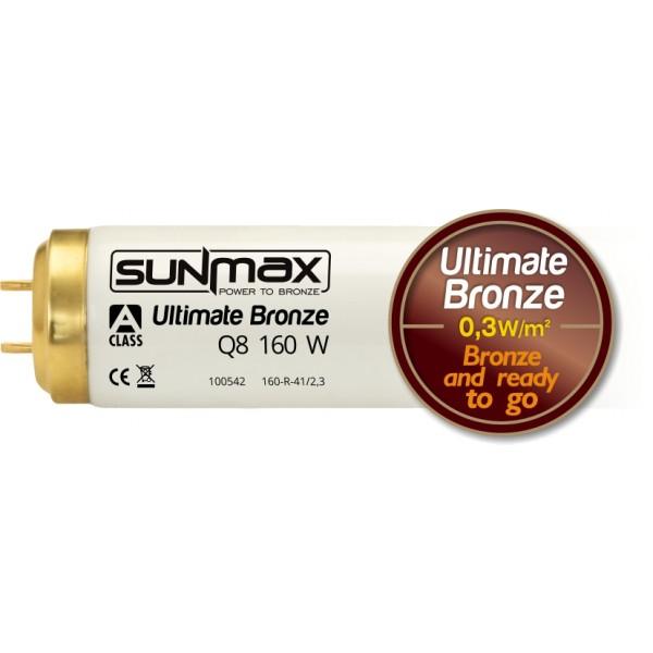 Sunmax A-Class Ultimate Bronze 160 W Q8 Tanning lamp