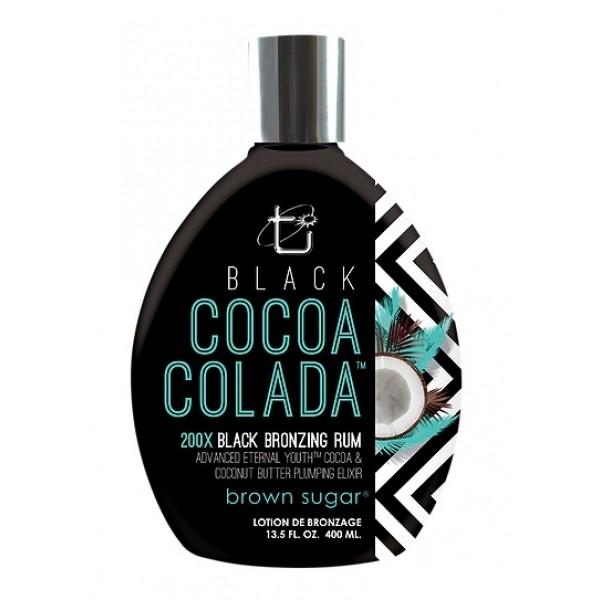 Brown Sugar Black Cocoa Colada 400ml Black bronzer
